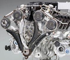 BMW's 6.0L V12 Twin Turbo engine