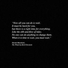 anamorphosis-and-isolate:  Haruki Murakami from The Wind-Up Bird Chronicle