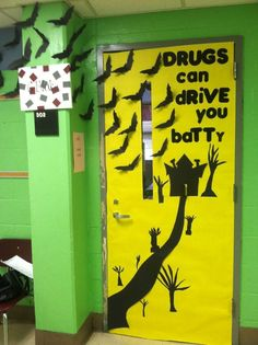 Red Ribbon Week Door Decorating Inspiration! Enter your best Red Ribbon Week Door Decorating theme for a chance to win $150!: http://www.positivepromotions.com/rrw-contest-form/a/1012/: