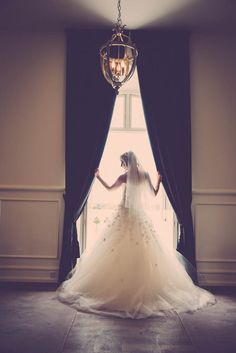 to get caught up in the fun and exciting wedding details, like choosing your dress....