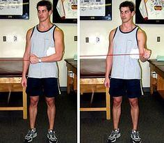 Rotator Cuff Tendinitis Exercises to Relieve Shoulder Pain Shoulder Mobility Exercises, Rotator Cuff Exercises, Rotator Cuff Tear, Shoulder Stretches, Scapula Exercises, Stretching Exercises, Frozen Shoulder Exercises, Shoulder Workout, Shoulder Pain Relief