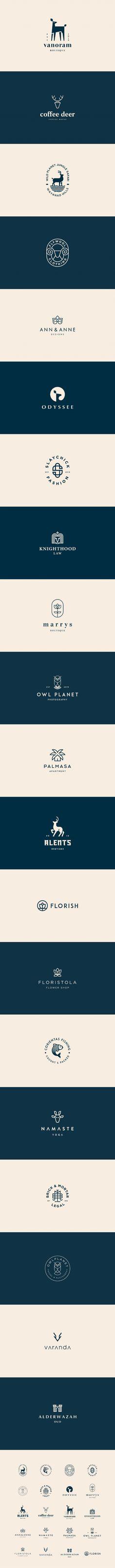 Best Brand Identity Designs Of The Week 21 - Graphic Design Inspiration Brand Identity Design, Icon Design, Branding Design, Create Logo Design, Elegant Logo, Print Layout, Social Media Design, Cool Logo, Graphic Design Inspiration