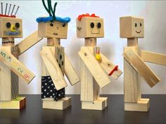 Terrific Free of Charge holzarbeiten basteln Thoughts , Holzroboter Kit für Kinderparty Kids Woodworking Projects, Wood Projects For Kids, Crafts For Kids, Diy Woodworking, Woodworking Furniture, Woodworking Essentials, Woodworking Supplies, Woodworking Classes, Kits For Kids