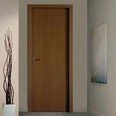 Bespoke reconstituted wenge fire door. Sanrafael Lisa Flush Fire Door - L50 Style Recon Wenge Prefinished #firedoor