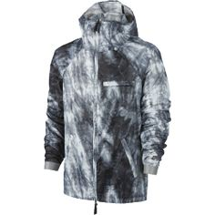 Nike SB Steel Lightweight Woodwash Jacket Black