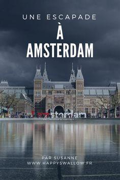 Amsterdam, une ville reconnue par son style conservateur des vestiges depuis l'âge d'or hollandais, est la capitale des Pays-Bas. Aussi, elle dispose de nombreux sites touristiques auxquels les visiteurs pourront se donner à cœur joie à de diverses activités. Lors d'une escapade dans la ville, voici les activités à ne pas manquer.