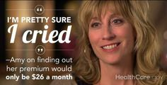 The Most Important Thing That I Do: Amy's #GetCovered Story. Read more: http://www.hhs.gov/healthcare/facts/blog/2014/02/amys-enrollment-story.html