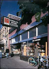The downtown Powell's Books is a must visit (a block sized huge independent bookstore). But I prefer the smaller Hawthorne Annex, which I find easier to shop. Situated on a great walking street in the SE. http://www.powells.com/locations/powells-books-on-hawthorne/