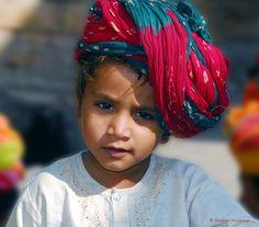 Chico en Jaisalmer, Rajasthan, India | Flickr: Intercambio de fotos