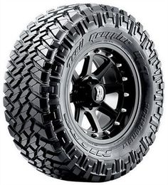 Nitto Part 205-720 - 35x12.50R20LT, Trail Grappler - 4 Wheel Parts