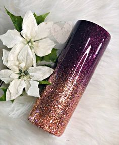 Excited to share this item from my shop: Champagne and roses glitter tumbler/gift for her/tumbler with straw/personalized Mom Tumbler, Tumbler With Straw, Tumbler Cups, Diy Tumblers, Personalized Tumblers, Custom Tumblers, Glitter Mason Jars, Glitter Cups, Gold Glitter