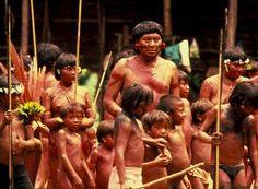 Yanomami (http://es.wikipedia.org/wiki/Pueblo_yanomami)