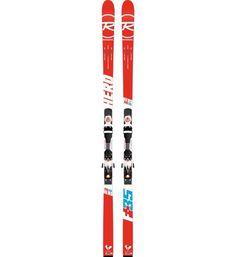 Rossignol HERO F50 DH R21 WC Skis 2017