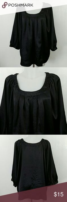 C.J. Banks Blouse C.J. Banks Blouse. In great condition. Size 2x. Christopher & Banks Tops Blouses