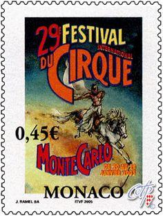 Monaco: 2005 Circus Festival
