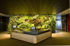 How Google combined technology, sustainability and 'googliness' #futurespace #workplacedesign #google
