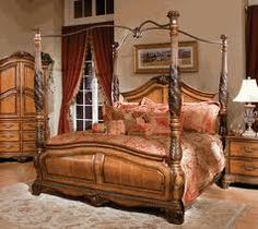 AICO Victoria Palace California King Canopy Bed AI-61000CKBED4-29 | Bedroom Ideas | Pinterest | California king Canopy and Palace & AICO Victoria Palace California King Canopy Bed AI-61000CKBED4-29 ...