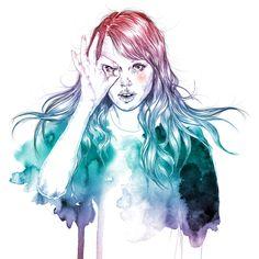 Me wants -  ESRA ROISE fashion illustrations