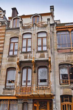 Seeing Mr. Horta - Brussels, Belgium