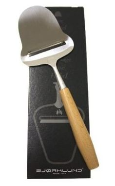 Cheese Slicer for Thin Slices by Bjorklund, Stainless Steel with Wood Handle Kitchen Tools, Kitchen Dining, Kitchen Utensils, Kitchen Accessories, Home Kitchens, Stainless Steel, Cheese, Wood, Norway