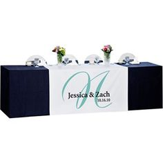 Personalized Table Runner - jcpenney