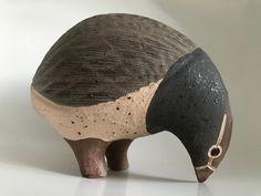 Thomas Hellström ceramic bird Nittsjö | Etsy