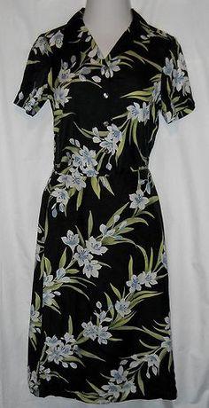 Silk Skirt Blouse Set Sz Small Tommy Bahama, Beach Cruise Hawaii Tropical Floral $27.50