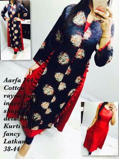 Anarkali Kurti, Churidar, Layered Kurta, Fancy Kurti, A Line Kurti, Kurtha Designs, Kamiz Design, Salwar Designs, Blouse Designs