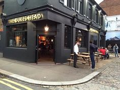 It's open! Dukes Head on Wood Street. Run by a Stokey pub connoisseur! Distillery, Brewery, Trendy Bar, East London, Humble Abode, Drinking, Public, Houses, Street