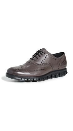 Cole Haan Zerogrand Wing Oxfords In Burnished Pavement Timberland Style, Timberland Boots, Timberland Fashion, Cowgirl Boots, Riding Boots, Leather Sandals, Leather Boots, Fashionable Snow Boots, Winter Snow Boots