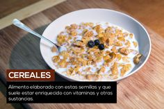 Spanish Word of the Day: CEREALES #Spanish #LearnSpanish   http://www.donquijote.org/spanish-word-of-the-day/word/cereales