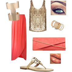 """""""Sunkissed Goddess"""" by sweetangel-1 on Polyvore"""