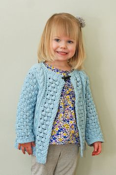 Knitting pattern for Helena Bean Cardigan for children - #ad Helena Bean Cardigan features cables, lace, and bobbles for a unique texture. Sizes from 2 to 9 years. tba child cardigan