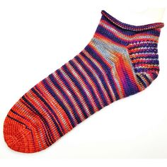 Ravelry: Rose City Rollers pattern by Mara Catherine Bryner Knitting Socks, Free Knitting, Baby Knitting, Knit Socks, Rose City Rollers, Yarn Painting, Quick Knits, Summer Knitting, Knitting Projects