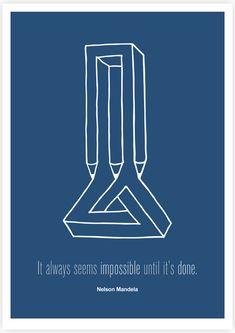 Classic Quote Posters - Design - ShortList Magazine