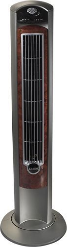 Lasko - Wind Curve Tower Fan - Wood