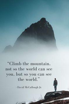 New Adventure Quotes, Best Travel Quotes, Adventure Travel, Hiking Quotes, Cycling Quotes, Nature Quotes, Life Quotes, Life Journey Quotes, Mountain Quotes