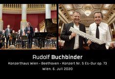 Geniales Konzert im Konzerthaus Wien! Danke für die Möglichkeit eines unvergesslichen Treffens inkl. Signatur von Rudolf Buchbinder! Piano Games, Sheet Music, Thanks, Studying