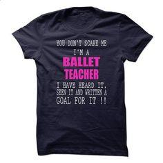 Proud Be A Ballet Teacher - #silk shirts #cotton shirts. BUY NOW => https://www.sunfrog.com/No-Category/Proud-Be-A-Ballet-Teacher-66002608-Guys.html?id=60505
