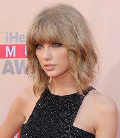 Taylor Swift et son carré à anglaises