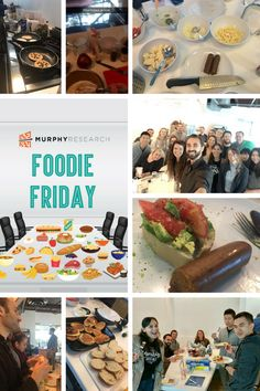 Can every day be Foodie Friday?! This morning we did a potluck style breakfast in our new office kitchen, & we're thinking we might have to start making this a reoccurring event! Complete with scrambled eggs, pancakes, bacon, vegan sausage, avocado toast, & orange juice, we couldn't think of a better way to kick off our day. Big thanks to Kiersten, our Fearless Foodie Facilitator!  All photos & videos…