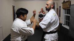 Applied Karate Techniques