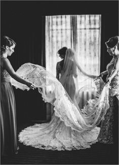 Mother-of-the-bride-and-bridesmaid #weddingphotography