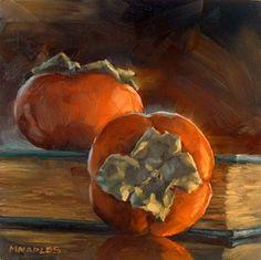 Michael Naples. Persimmons