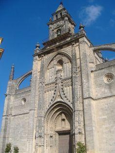 Iglesia de Santiago, Jerez de la Frontera. Cádiz.