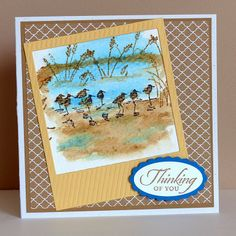 Stampin Along With Heidi