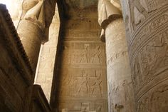 Photo essay of Dendera, Egypt, domain of Hathor