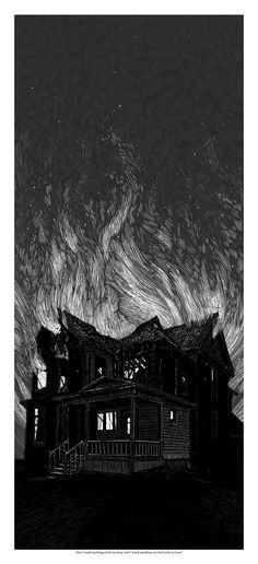 Galerie F IPaintMyMind Print Release today Children's Book Illustration, Horror Art, Dark Art, Illustrations Posters, Art Inspo, Printmaking, Cool Art, Black And White, Drawings