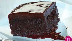 Greek Sweets, Greek Desserts, Sweet Recipes, Cake Recipes, Greek Cake, Greek Pastries, Chocolate Sweets, Sweet Cakes, Desert Recipes