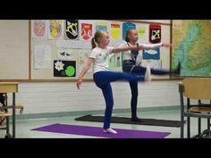 Turun Suomi 100 -liikuntahaaste: Kroppa haltuun - YouTube